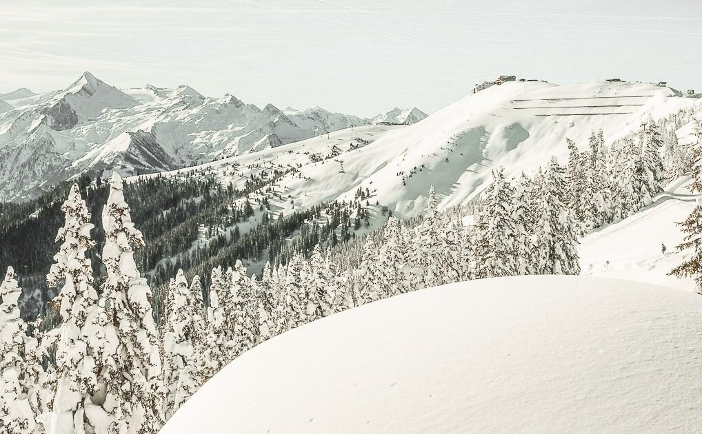 perfect winter week - Schmittenhoehe