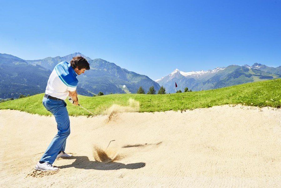 Play Golf in Zell am See