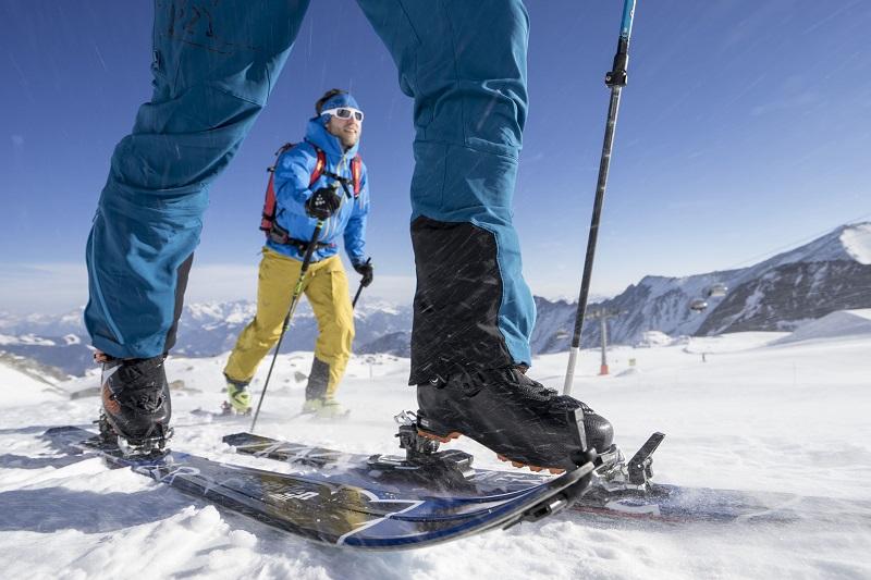 Skitouring in Kaprun