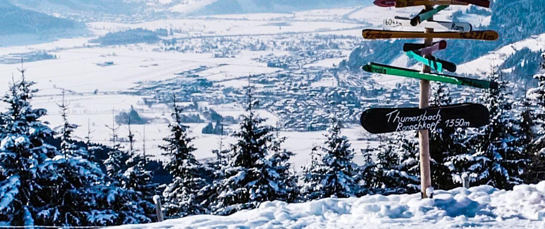 Skitour Ronachkopf