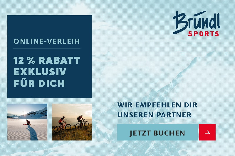 Bründl Sports - Skiverleih in Kaprun