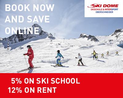 Skischule Oberschneider - Vera's Bonus card