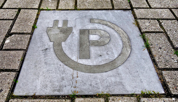 Car Parking for your electric car