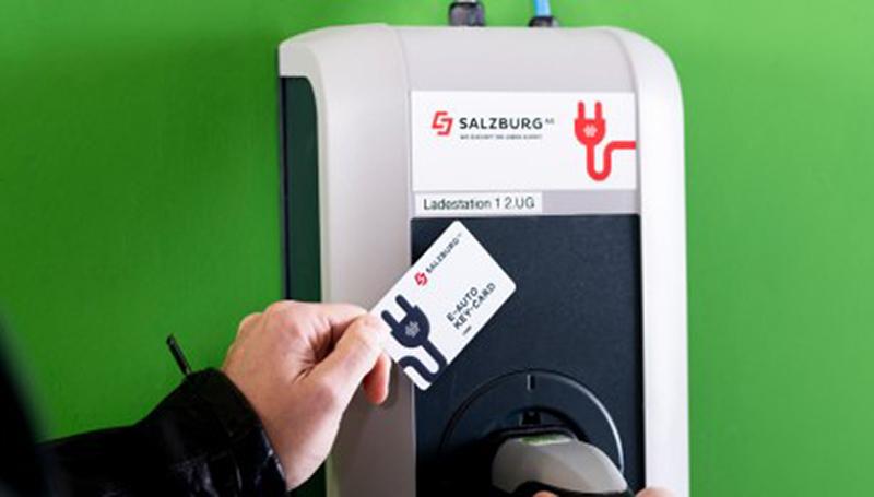 Salzburg AG Charging Card