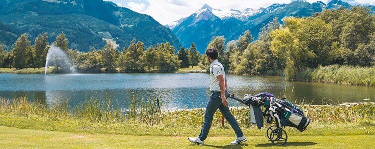 Golf in Zell am See - Kaprun