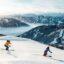 Skiurlaub an der Skipiste in Zell am See
