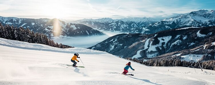 Skiurlaub an der Skipiste