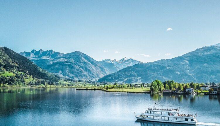 Schifffahrt Zeller See