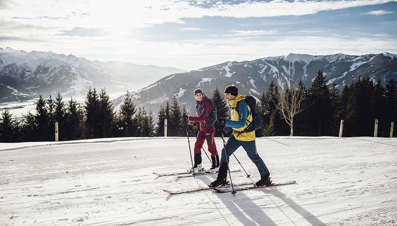 Skitour Ronachkopf in Zell am See-Kaprun