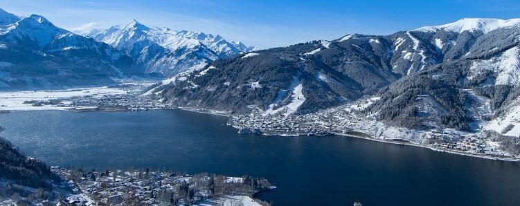 Winter in Zell am See - Kaprun