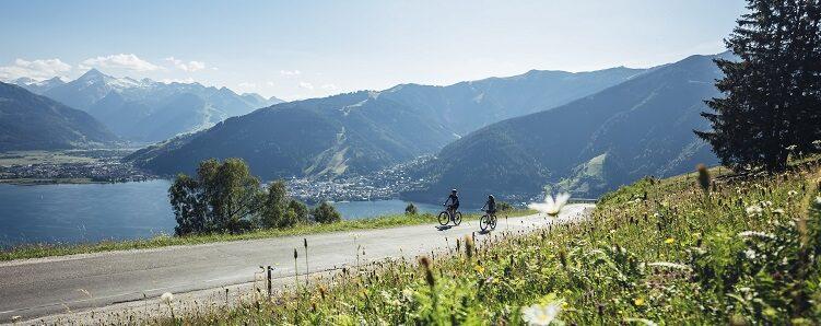 Radfahren in Zell am See