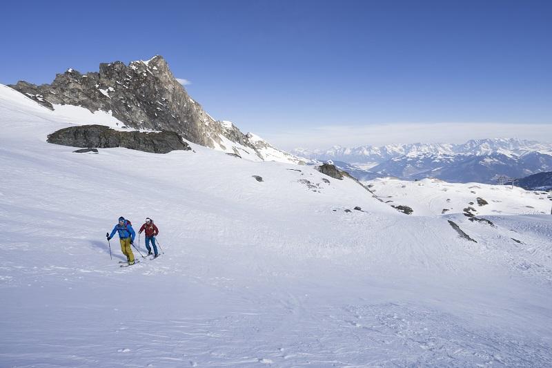 Skitour Eisbrecher Kitzsteinhorn in Zell am See - Kaprun