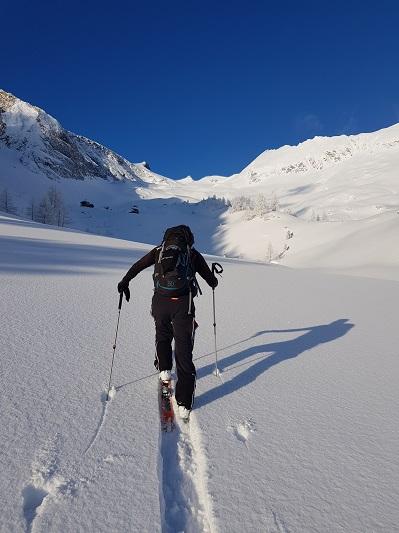Skitour Hoher Tenn