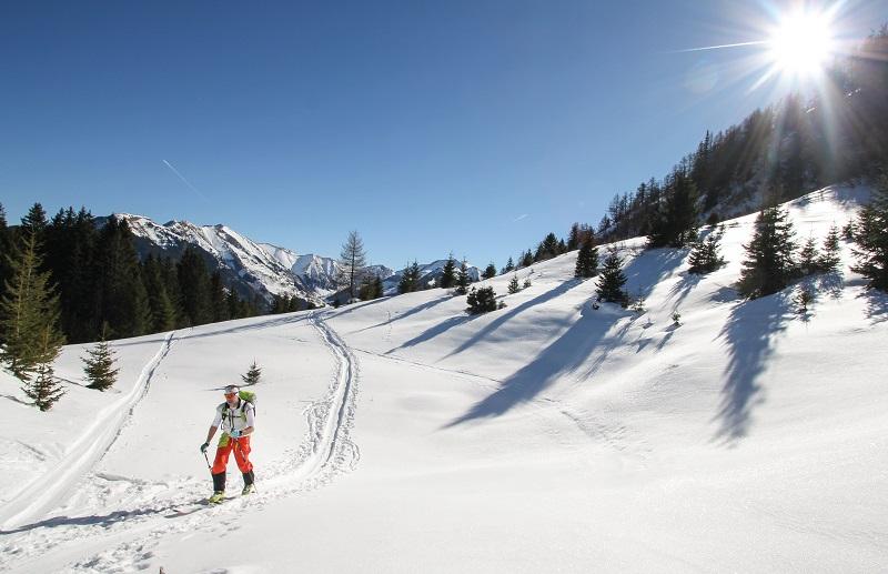 Skitour Imbachhorn