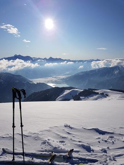 Skitour Schwalbenwand Zell am See