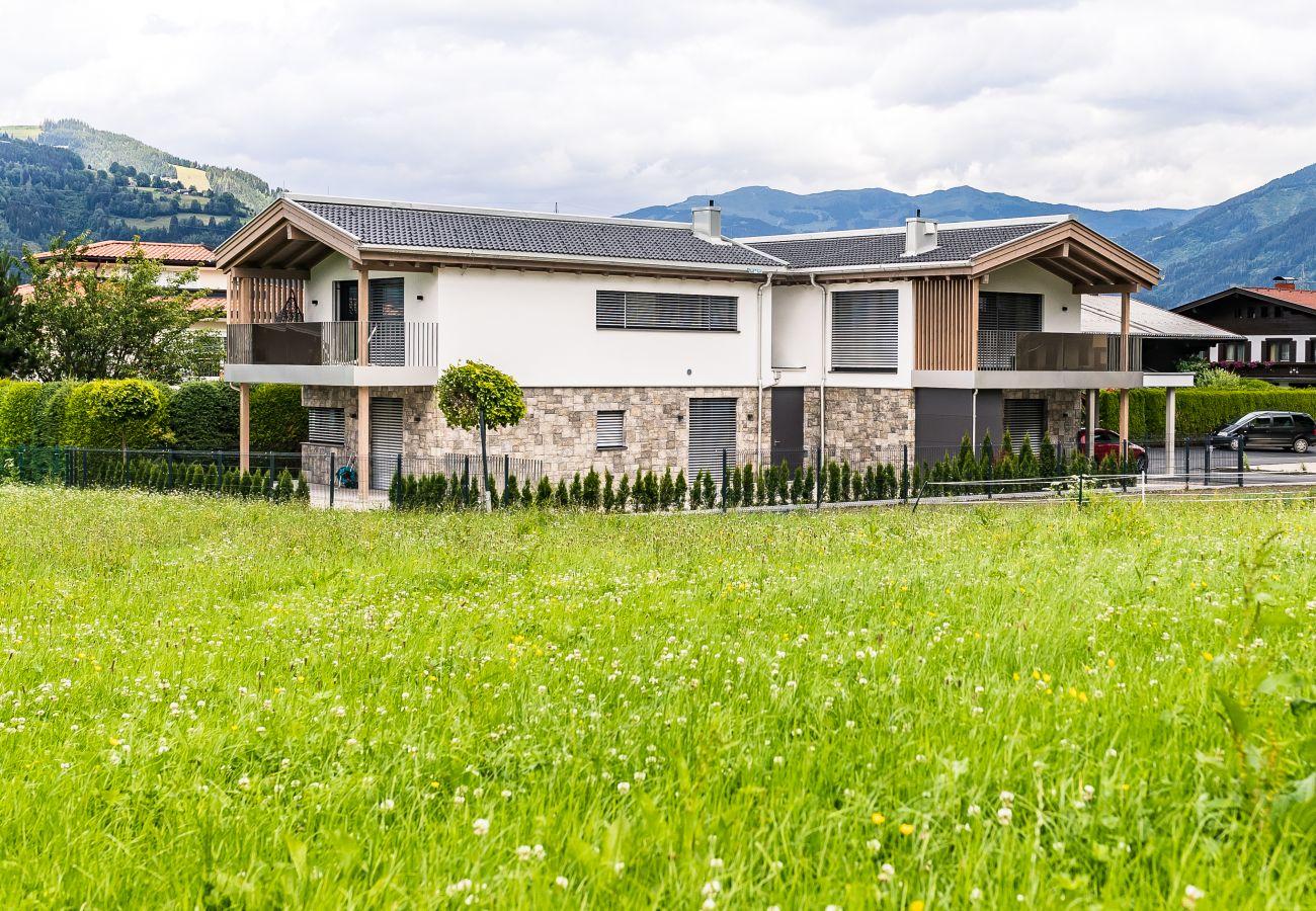 Premium Ferienhaus in Kaprun | Aurora Mountain Chalet