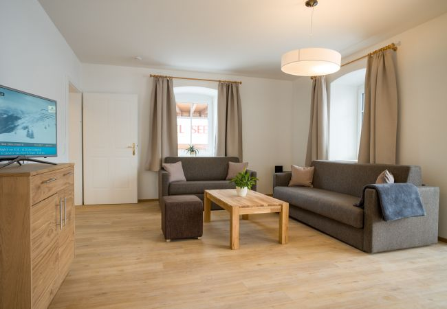 Apartment in Zell am See - Villa Julia - Garden Suite at the lake