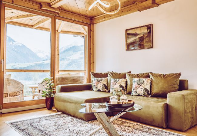 Apartment in Piesendorf - The View - Apartment with Terrace