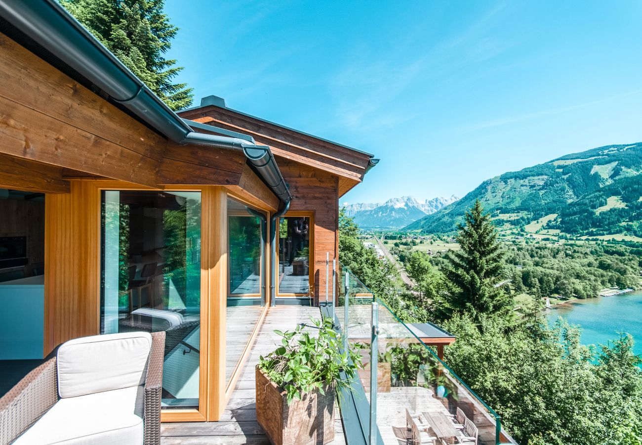 Chalet in Zell am See - Chalet Max Panorama