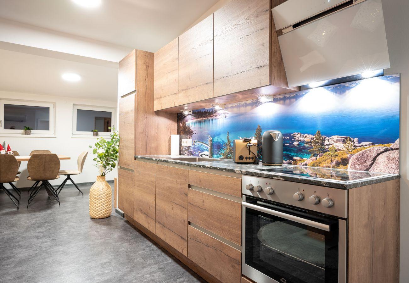 Apartment in Kaprun - Amelies Terrace Apartment