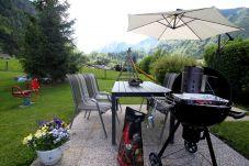 Ferienwohnung in Kaprun - Gartenblick