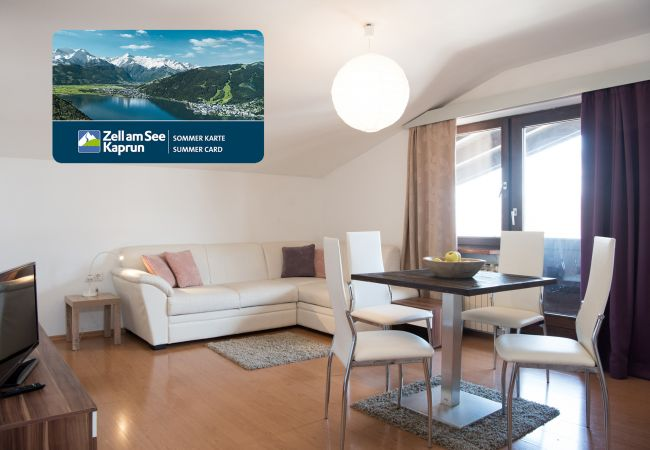 Ferienwohnung in Zell am See - Alpz Studio 9 near lake Zell
