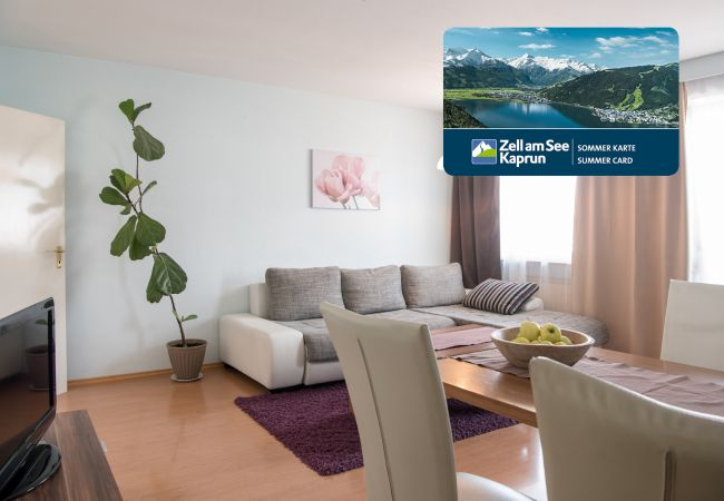 Ferienwohnung in Zell am See - Alpz Apartment 8 with mountain view