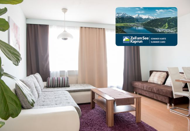 Ferienwohnung in Zell am See - Alpz Apartment 7 - cosy holiday home