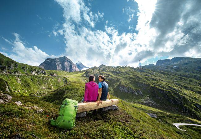 Ferienwohnung in Kaprun - Apart Glacier View