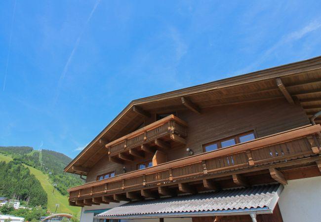 Ferienwohnung in Zell am See - Tevini Glocknerblick