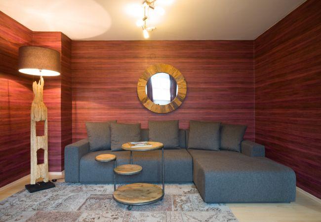 Ferienwohnung in Zell am See - Alpine City Penthouse