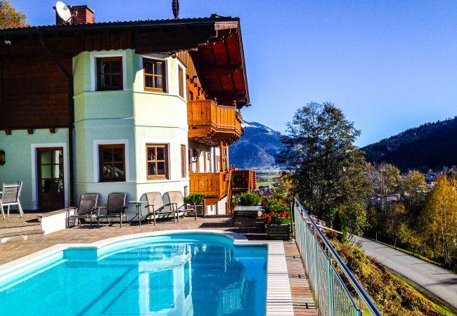 Ferienwohnung in Kaprun - Landhaus Premium Apartment Noah
