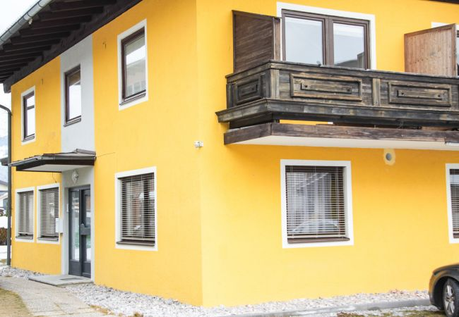 Ferienwohnung in Zell am See - JM white lake balcony apartment