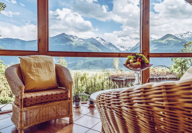 Ferienwohnung in Piesendorf - The View - Apartment with Terrace