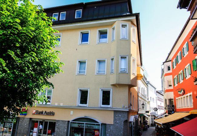 Ferienwohnung in Zell am See - Alpine City Deluxe Balcony